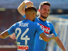 Kalinic lässt Milan jubeln - Neapel in Torlaune