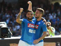 LIVE! De Vrij mit dem 1:0 - Lazio im Topspiel vorne