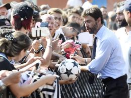 Juventus-Präsident Agnelli ein Jahr gesperrt