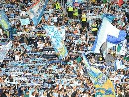 Rassismus: Curva Nord für zwei Spiele gesperrt