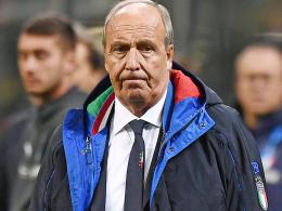 Wie erwartet: Italiens Coach Ventura muss gehen