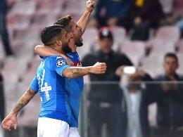 Napoli vs. Juve: Verschiebung der Machtverhältnisse?