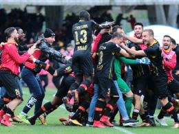 Torwart trifft gegen Milan! Benevento punktet erstmals