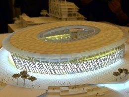 Alles klar: Das Stadio della Roma kommt
