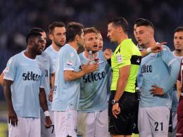 Lazio: Frustbewältigung gegen Zweitligist Cittadella?