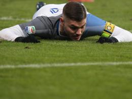 Schöne Bescherung: Pleiten für Inter und Milan
