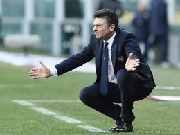 Torino-Coach Mazzarri wird gesperrt
