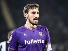 Fiorentina-Kapitän Astori tot - Alle Spiele abgesagt