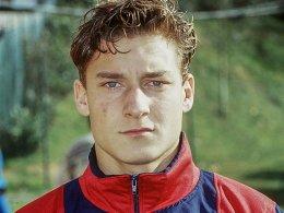 Vor exakt 25 Jahren: Totti feiert Debüt