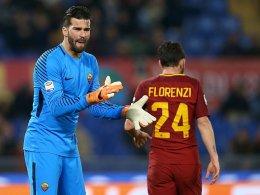 Dzeko rettet Roma Punkt in Bologna