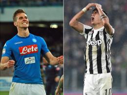 Dybala-Debatte und Sarris Einsicht: Italien hat sein Finale