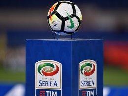 Serie A: TV-Rechte müssen neu ausgeschrieben werden