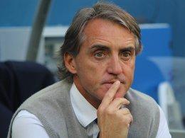 Es ist so weit: Mancini soll Italien neu aufstellen