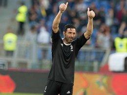 Eine Legende tritt ab: Buffon sagt Juve Ciao
