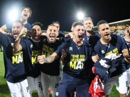 Dritter Aufstieg in Folge: Parma zurück in der Serie A