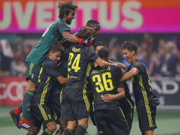 Auch ohne Ronaldo: Juventus schlägt die MLS-Allstars