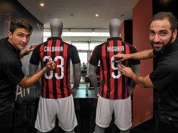 Milan hat enormes Potenzial - nicht nur wegen Higuain
