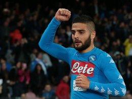 Inter präsentiert zwei Gesichter - Napoli steckt spät ein