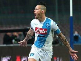 Hellwach und eiskalt: Napoli fertigt Inter ab