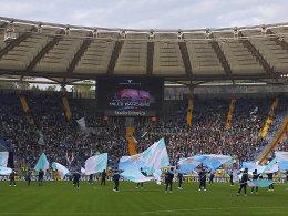 LIVE! Milan legt vor - jetzt das Römer Derby