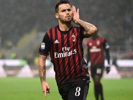 LIVE! Vor dem Römer Derby: Legt Milan vor?
