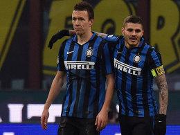 Hält Perisic die Inter-Serie am Leben?