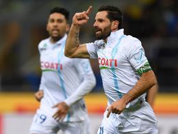 Inter steckt Pellissier-Schock weg