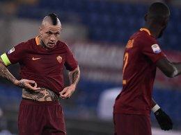 LIVE! Folgt die Roma der Konkurrenz?