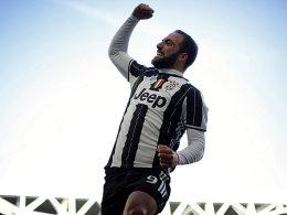 Auf Dybala folgt Higuain: Juve ohne Probleme gegen Lazio