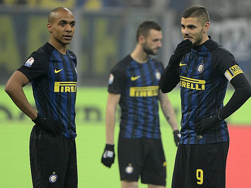 Fußball: Coppa Italia: Lazio Rom zieht ins Halbfinale ein