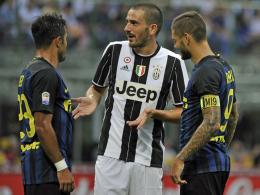 Derby d'Italia: Juve