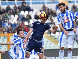 Vier von sechs! Parolo führt Lazio zum Sieg