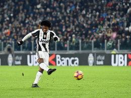 Dank Cuadrados Hammer: Juventus besiegt Inter