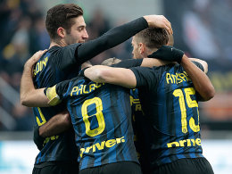 LIVE! Springt Inter auf Rang vier?