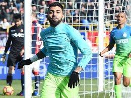 LIVE! Napoli bei Chievo - Inter klettert dank Gabriel
