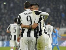 3:1 nach 0:1! Wunderknabe Dybala schockt Napoli