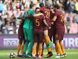 Die Roma erwartet Napoli - Allegri zu Arsenal?