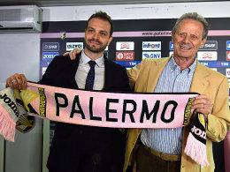 Palermo: Tattoo-Fan folgt auf Trainerschreck