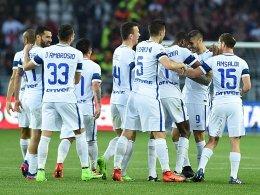 Kampf der Stadtrivalen: Milan macht Druck auf Inter