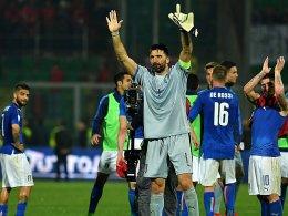 Buffon witzelt über Kopfstoß-Abschied