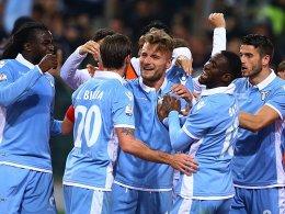 Finale! Immobile wird zum Lazio-Helden
