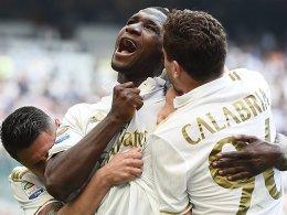 90.+7! Zapatas Last-Minute-Tor verdirbt Inter die Laune