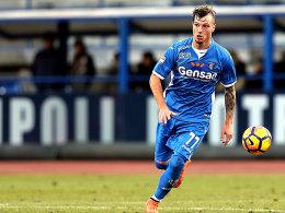 FC Empoli: Büchel bricht zusammen