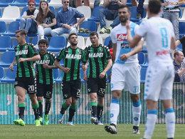 Juventus unaufhaltsam - Lazio im Torrausch