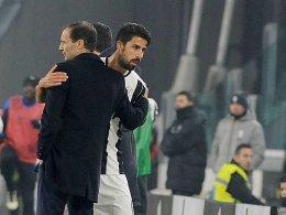 LIVE! Überraschungsmannschaft Bergamo erwartet Juve