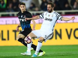 LIVE! Conti schockt Juve kurz vor der Pause