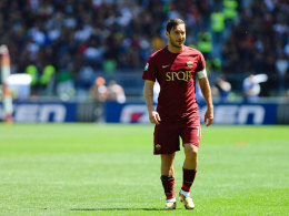 Monchi bestätigt: Totti hört im Sommer auf