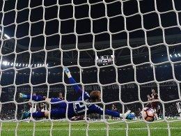 Die 50 geknackt: Higuain hat im Derby das letzte Wort