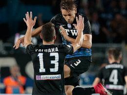 Ausgerechnet gegen Milan: Bergamo krönt Saison