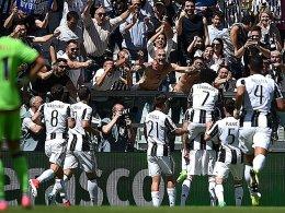Campioni: Juve macht Meisterschaft perfekt